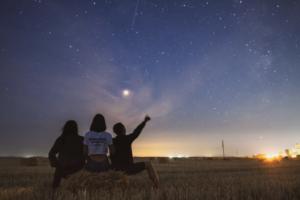 オリオン座流星群2018千葉の観測穴場スポットは?